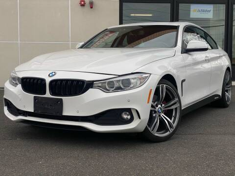 2015 BMW 4 Series for sale at MAGIC AUTO SALES in Little Ferry NJ