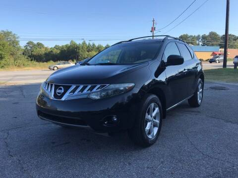 2009 Nissan Murano for sale at CAR STOP INC in Duluth GA