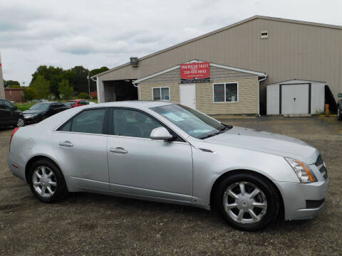 2009 Cadillac CTS for sale at Macrocar Sales Inc in Akron OH
