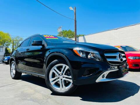 2016 Mercedes-Benz GLA for sale at Alpha AutoSports in Roseville CA