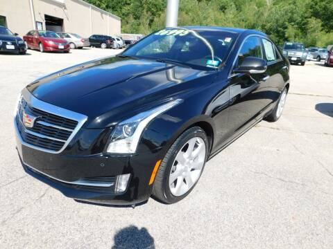2016 Cadillac ATS for sale at Auto Wholesalers Of Hooksett in Hooksett NH