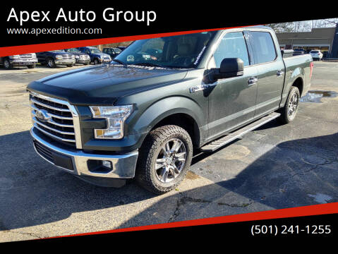 2015 Ford F-150 for sale at Apex Auto Group in Cabot AR
