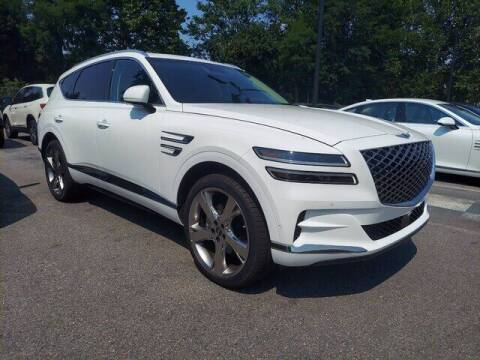 2021 Genesis GV80 for sale at Colonial Hyundai in Downingtown PA