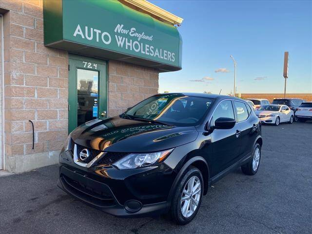 2017 Nissan Rogue Sport for sale at New England Wholesalers in Springfield MA
