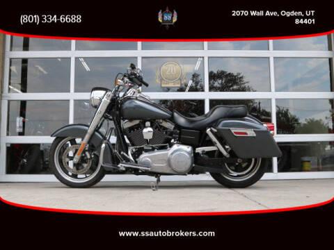2015 Harley-Davidson FLD Dyna Switchback for sale at S S Auto Brokers in Ogden UT
