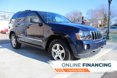 2005 Jeep Grand Cherokee for sale at K & L Auto Sales in Saint Paul MN