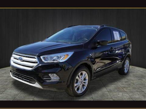 2019 Ford Escape for sale at Credit Connection Sales in Fort Worth TX