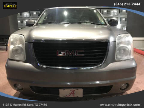 2008 GMC Yukon for sale at EMPIREIMPORTSTX.COM in Katy TX