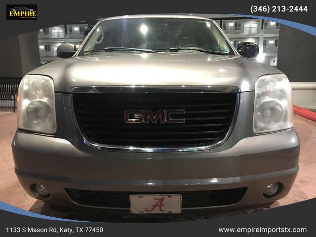 2008 GMC Yukon for sale at EMPIREIMPORTSTX.COM in Katy TX