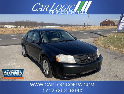2008 Dodge Avenger for sale at Car Logic in Wrightsville PA