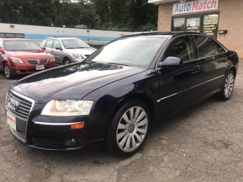 2006 Audi A8 L for sale at Auto Match in Waterbury CT