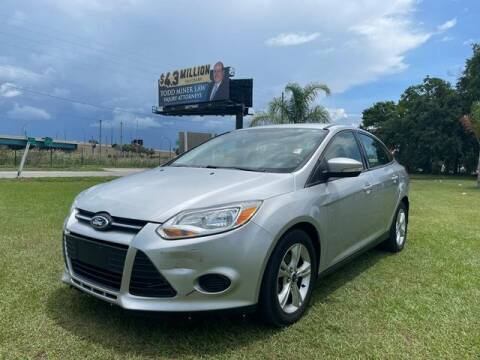 2013 Ford Focus for sale at AM Auto Sales in Orlando FL