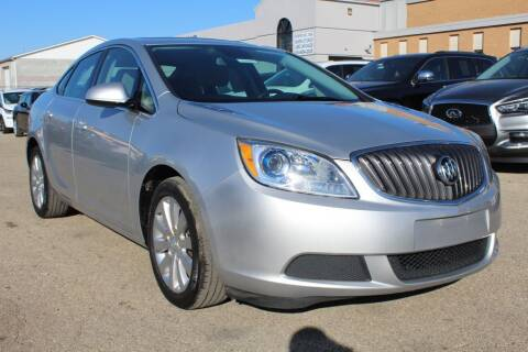 2016 Buick Verano for sale at SHAFER AUTO GROUP in Columbus OH