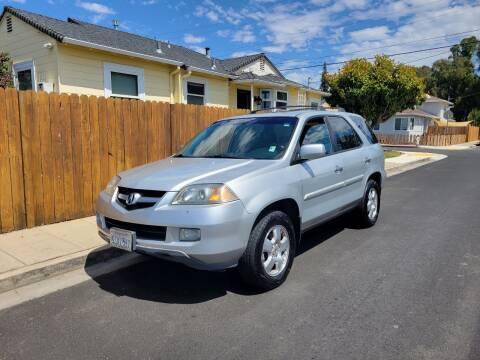 2006 Acura MDX for sale at Gateway Motors in Hayward CA