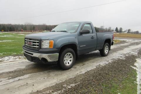 2011 GMC Sierra 1500 for sale at Clearwater Motor Car in Jamestown NY