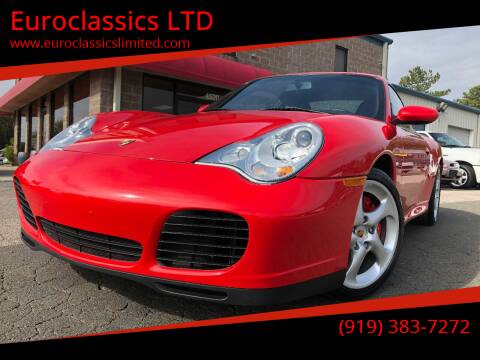 2004 Porsche 911 for sale at Euroclassics LTD in Durham NC