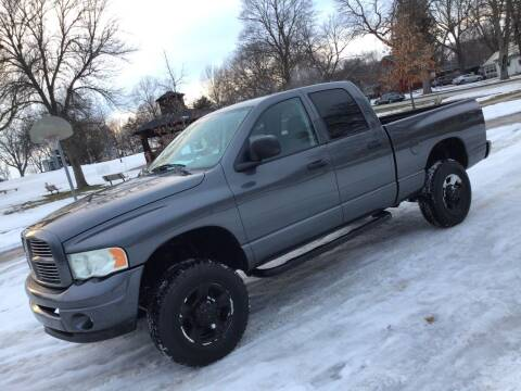 2003 Dodge Ram Pickup 2500 for sale at Bam Motors in Dallas Center IA