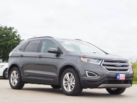 2016 Ford Edge for sale at Douglass Automotive Group - Douglas Nissan in Waco TX