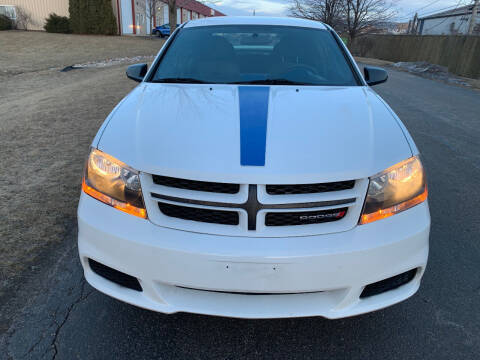 2013 Dodge Avenger for sale at Luxury Cars Xchange in Lockport IL