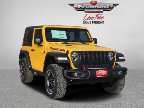 2021 Jeep Wrangler for sale at Rocky Mountain Commercial Trucks in Casper WY