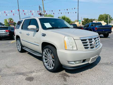 2009 Cadillac Escalade for sale at Lion's Auto INC in Denver CO