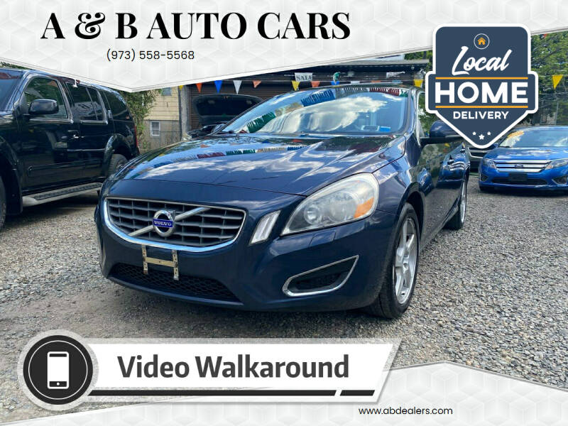 2012 Volvo S60 for sale at A & B Auto Cars in Newark NJ
