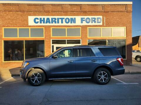 2019 Ford Expedition for sale at Chariton Ford in Chariton IA