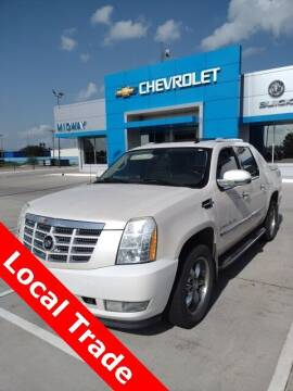 2007 Cadillac Escalade EXT for sale at Midway Auto Outlet in Kearney NE