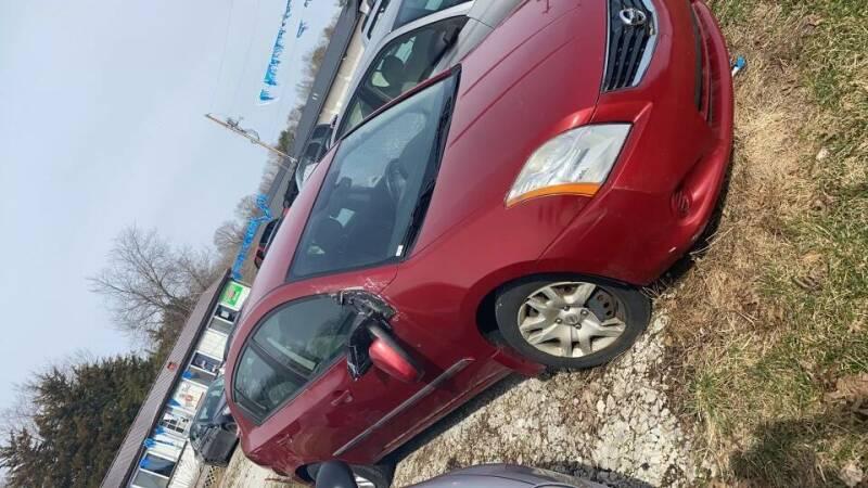 2012 Nissan Sentra for sale in Rockville, IN