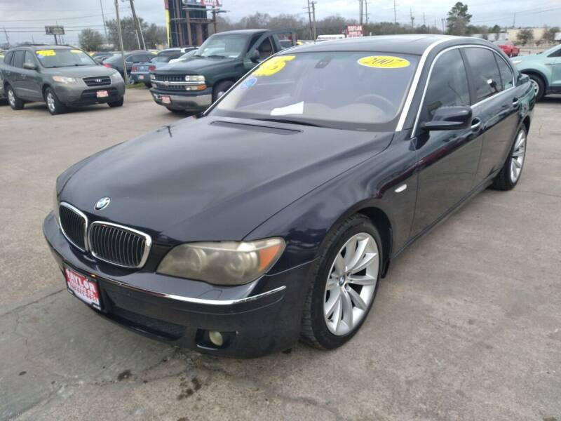 Used Bmw 7 Series For Sale In Beaumont Tx Carsforsale Com
