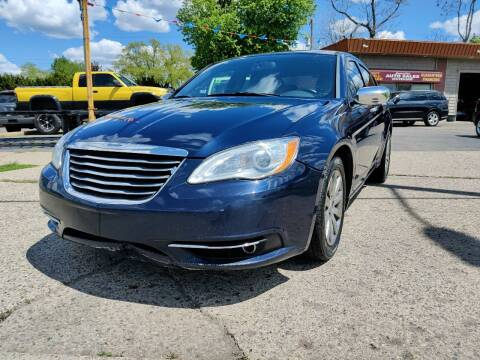 2013 Chrysler 200 for sale at Lamarina Auto Sales in Dearborn Heights MI