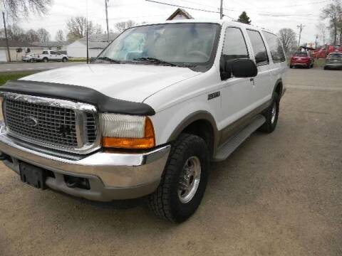 2000 Ford Excursion for sale at Northwest Auto Sales in Farmington MN