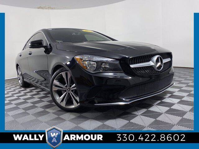 2019 Mercedes-Benz CLA for sale at Wally Armour Chrysler Dodge Jeep Ram in Alliance OH
