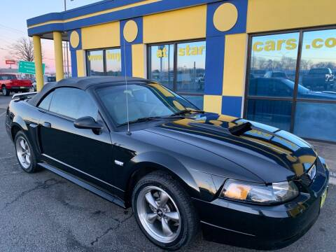 2003 Ford Mustang for sale at Star Cars Inc in Fredericksburg VA