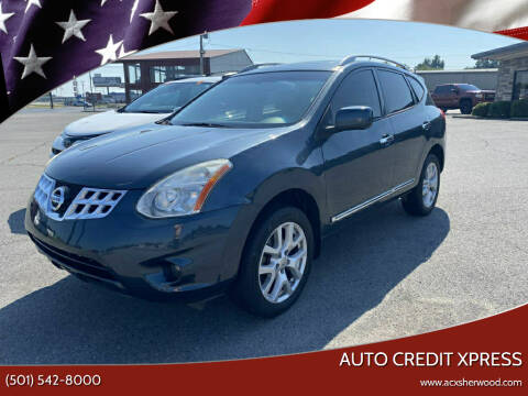 2012 Nissan Rogue for sale at Auto Credit Xpress in North Little Rock AR