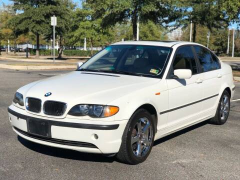 2003 BMW 3 Series for sale at Supreme Auto Sales in Chesapeake VA