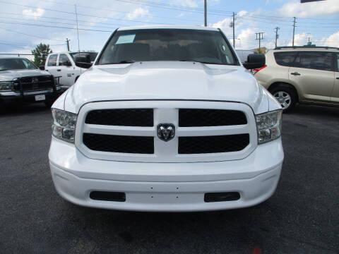 2013 RAM Ram Pickup 1500 for sale at LOS PAISANOS AUTO & TRUCK SALES LLC in Doraville GA