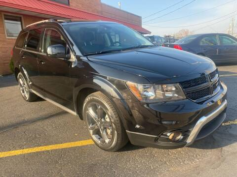 2020 Dodge Journey for sale at Rusak Motors LTD. in Cleveland OH
