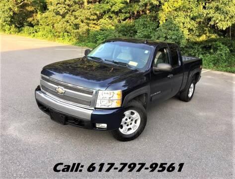 2007 Chevrolet Silverado 1500 for sale at Wheeler Dealer Inc. in Acton MA