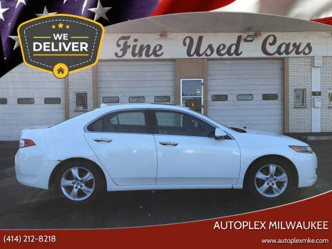 2009 Acura TSX for sale at Autoplex 2 in Milwaukee WI