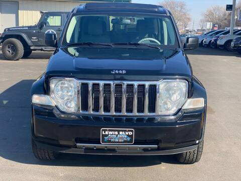 2008 Jeep Liberty for sale at Lewis Blvd Auto Sales in Sioux City IA