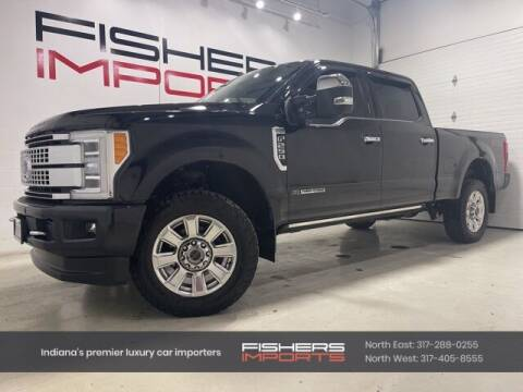 2019 Ford F-250 Super Duty for sale at Fishers Imports in Fishers IN