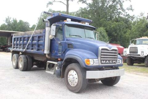 2005 Mack CV713 for sale at Vehicle Network - Davenport, Inc. in Plymouth NC