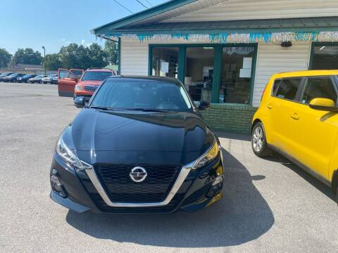 2020 Nissan Altima for sale at Morristown Auto Sales in Morristown TN
