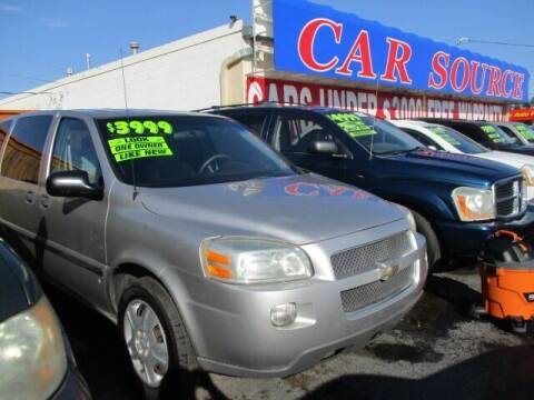 2008 Chevrolet Uplander for sale at Car One - CAR SOURCE OKC in Oklahoma City OK