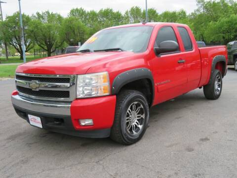 2007 Chevrolet Silverado 1500 for sale at Low Cost Cars North in Whitehall OH