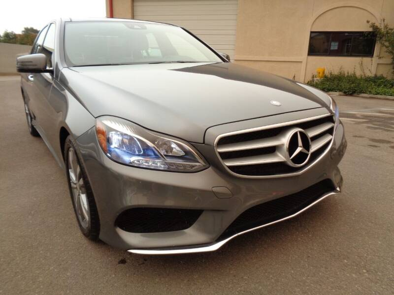 2016 Mercedes-Benz E-Class for sale at NorCal Auto Mart in Vacaville CA