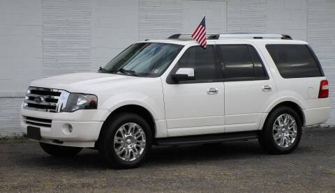 2013 Ford Expedition for sale at Kohmann Motors & Mowers in Minerva OH