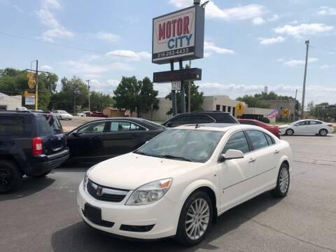 2007 Saturn Aura for sale at Motor City Sales in Wichita KS