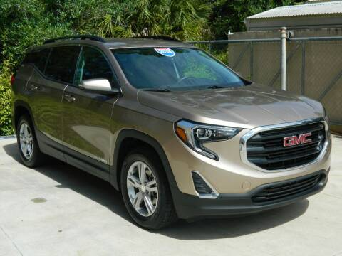 2018 GMC Terrain for sale at Jeff's Auto Sales & Service in Port Charlotte FL